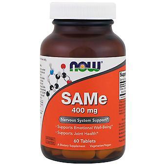 Maintenant Aliments, SAMe, 400 mg, 60 comprimés