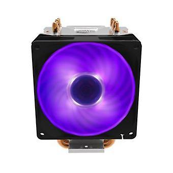 Cooler Master Hyper H410R Rgb 4 Heat Pipes Design Direct 92 Mm Pwm Rg