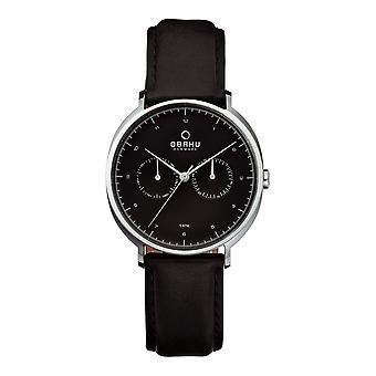 Relógio masculino Obaku Maple V193GMCBRB