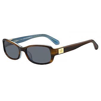 Sonnenbrille Damen  Paxton2  braun/grau