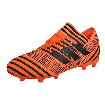 adidas Nemeziz 17.1 FG Junior Firm Ground Jalkapallo Saappaat - Oranssi
