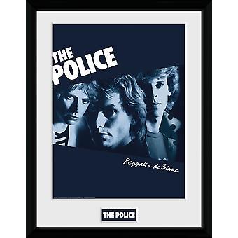 The Police Regatta Collector Print
