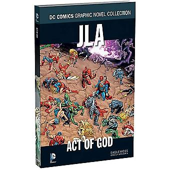 JLA: Act of God Eng Hardback Book