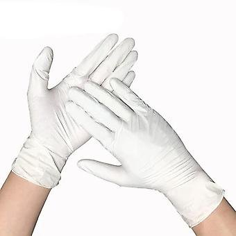 Disposable Latex Gloves Universal For Left And Right Used In Home Cleaning Nitrile/food/rubber/garden Gloves
