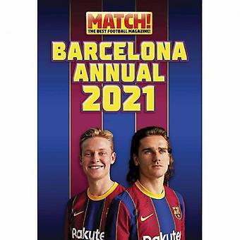 برشلونة السنوي 2021