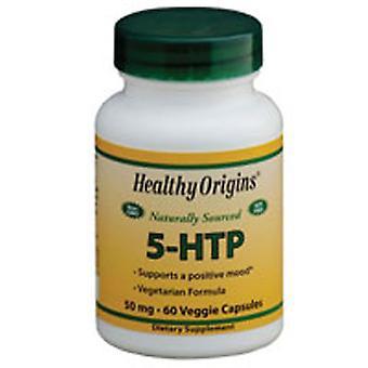 Healthy Origins 5-HTP, 50MG, Caps 60