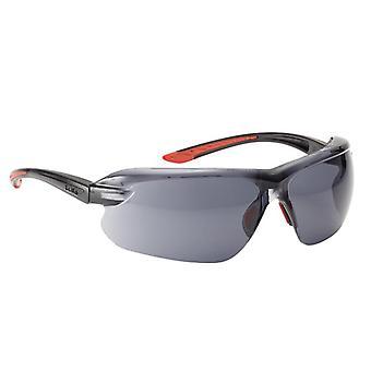 Bolle Safety IRI-S Platinum Safety Glasses - Smoke BOLIRIPSF