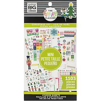 Happy Planner Sticker Value Pack-Christmas Joy, 1103/Pkg