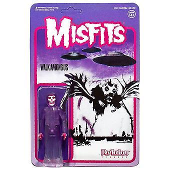 Purple Fiend Walk Among Us (Misfits) ReAction Figure