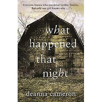 What Happened That Night (A Wattpad Novel)