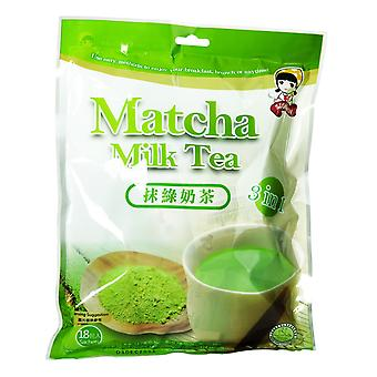 Matcha Instant Milk Teejuoma 3 in 1 Jauhe 360g