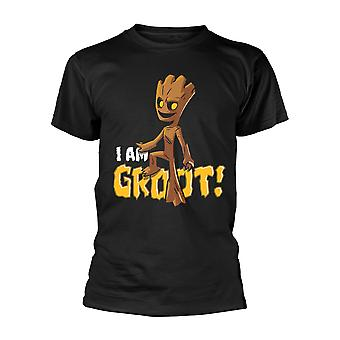 Marvel Guardians Of The Galaxy Groot - Ousado T-Shirt Unissex