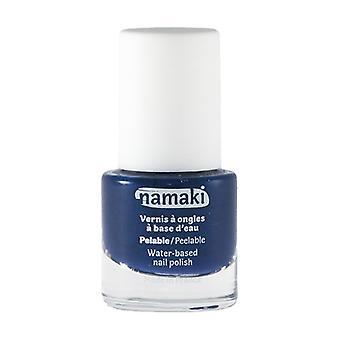 Water-based nail paintings 09 Blue night 7.5 ml (Blue)