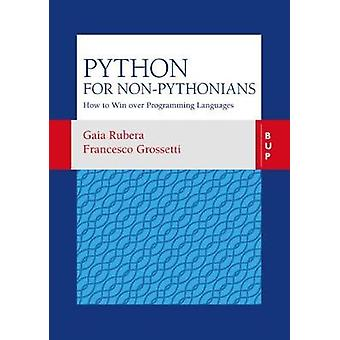 Python for non-Pythonians