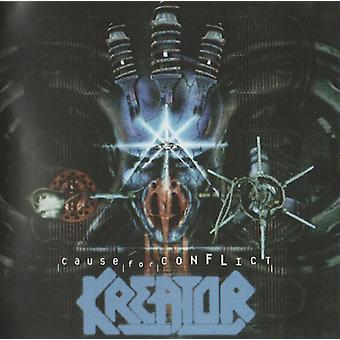 Kreator - Cause for Conflict [CD] USA import