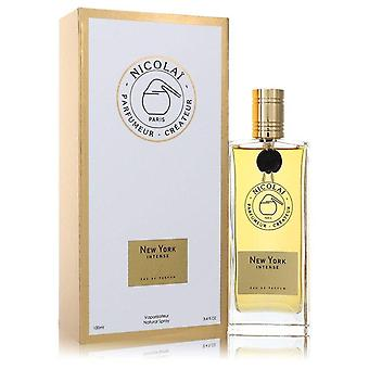 Nicolai New York Intense Eau De Parfum Spray (Unisex) By Nicolai 3.4 oz Eau De Parfum Spray