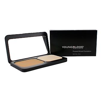 Youngblood tryckte mineralfoundation - honung 8g / 0.28 oz