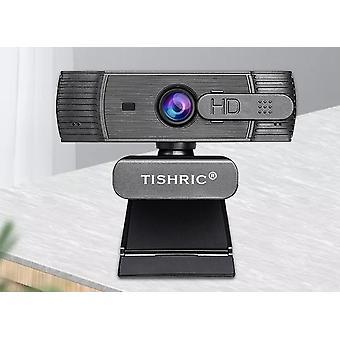 Web-kamera mikrofonilla tietokoneelle/tietokoneelle