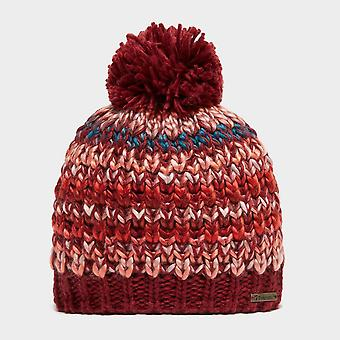 New Trekmates Women's Rebecca Knitted Hat Red