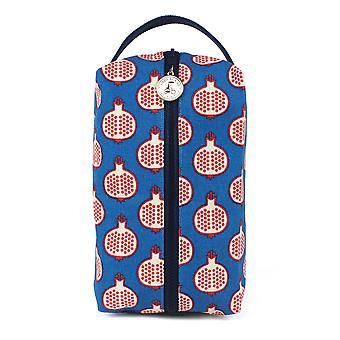 Box Zip: Pomegranate
