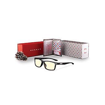 Gunnar Vertex Amber Onyx Indoor Digital Eyewear Holiday Bundle