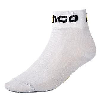 Eigo Carbon Dryarn Socks White