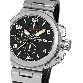 Mens Watch Tw-Stål ACE204, Automatisk, 46mm, 10ATM