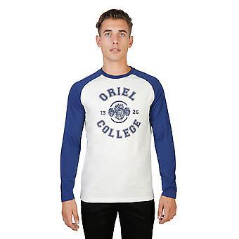 Oxford university - oriel-raglan-ml - T-shirt
