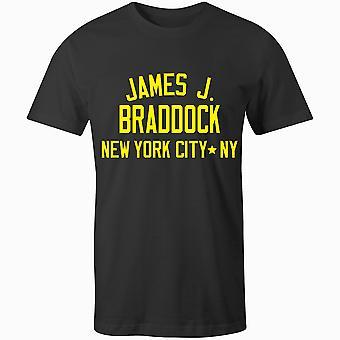 James J. Braddock Boxing Legend T-Shirt