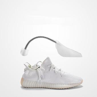 Practical Plastic Shoe Trees Adjustable Length, Stretcher Boot Holder,