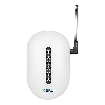 433 mhz trådløs signaloverførsel repeater dobbelt antenne til sikkerhed ved hjemmealarm