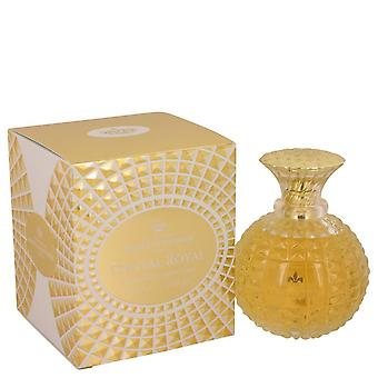 Cristal Royal Eau De Parfum Spray By Marina De Bourbon 3.4 oz Eau De Parfum Spray