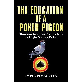 POKERIKYYHKYN KOULUTUS, THE: Salaisuuksia, jotka on opittu elämästä korkean panoksen pokerissa
