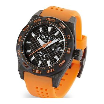 LOCMAN - Wristwatch - Men - 0216V1-CBCBNKOS2O - STEALTH 300MT ONLY TIME AUTOMATIC