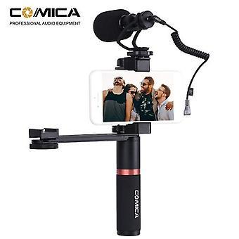 Kit vidéo pour smartphone CoMica CVM-VM10-K4