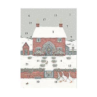 تصاميم Wrendale ظهور بطاقات عيد الميلاد