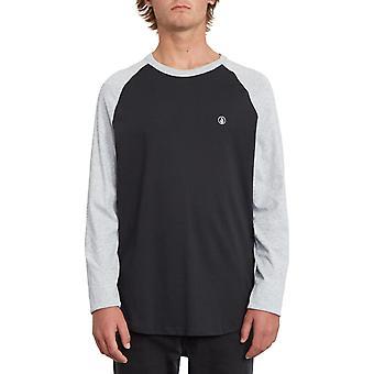 Volcom penna Långärmad T-shirt i Ljung grå