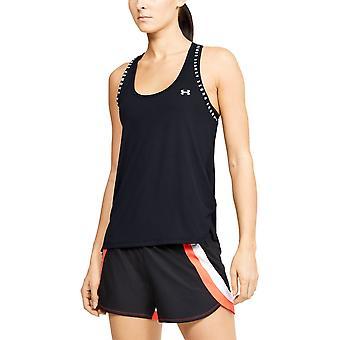 アンダーアーマーノックアウト1351596001ランニング夏の女性Tシャツ