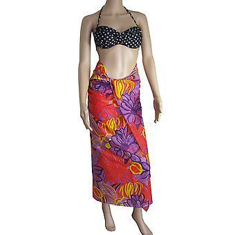 Antik Batik Womens 'Sunflo' Pareo Cloth Skirt/Dress