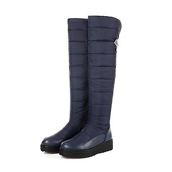 High Quality Down Warm Snow Boots, Women Thigh Boots