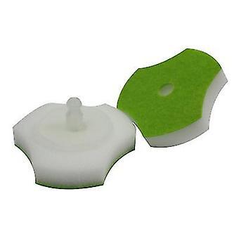 緑のクロロックストイレワンド消毒リフィルズレインフォレストラッシュx2020