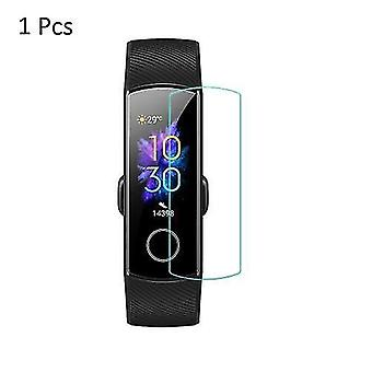 1 Pcs Smart Watch Soft Film for HONOR Band 5 Screen Protector