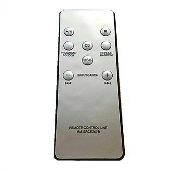Nieuwe afstandsbediening geschikt voor Jsl RM-SRCEZ57B combinatie audiospeler controller