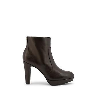 Roccobarocco - Sapatos - Botas de tornozelo - RBSC0U502STD-MORO - Mulheres - saddlebrown - UE 37