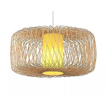Fine Asianliving Bamboo Lampa wisząca Lampa sufitowa Ręcznie robiona - Noelle