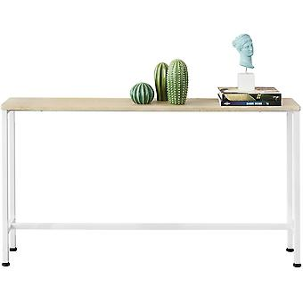 SoBuy FSB19-Z,End Table with 4 Iron Legs