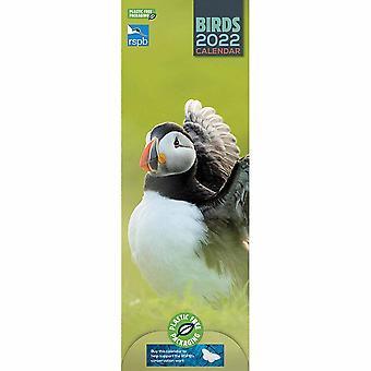 Otter House Rspb Fåglar (pfp) Smal Kalender 2022