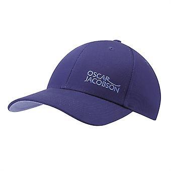 Oscar Jacobson Mens Golf Cap Sports Hat Back Strap Accessory