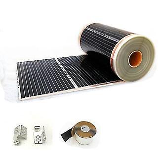 Calefacción por radiadores 220w calefacción suelo calefactable confortable alfombrilla