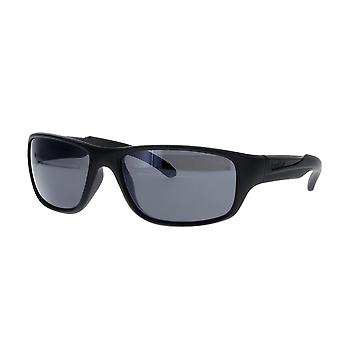Bolle Vibe 12602 Black Matte/HD Polarized TNS Sunglasses
